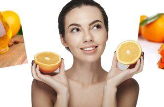 Полезные свойства масла апельсина для волос