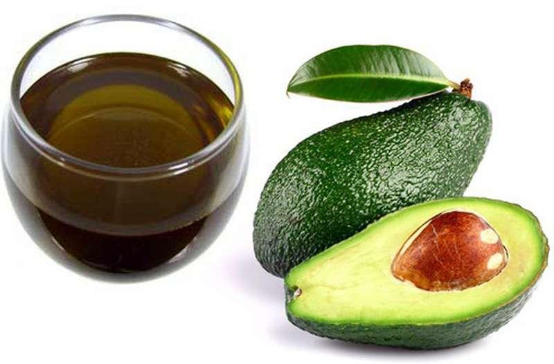 авокадовое масло для волос