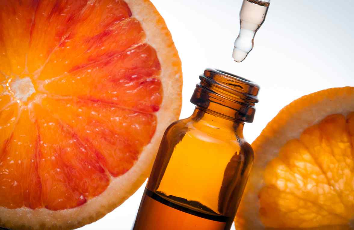 масло апельсина цедра