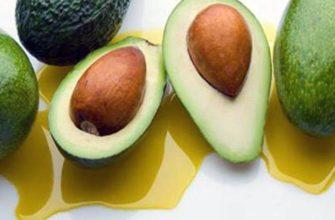Полезные свойства масла авокадо для волос