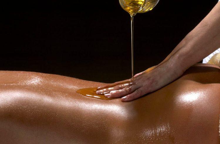 виноградное масло для массажа