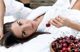 Как масло вишни влияет на кожу