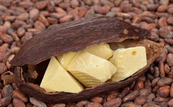 Из чего делают масло какао
