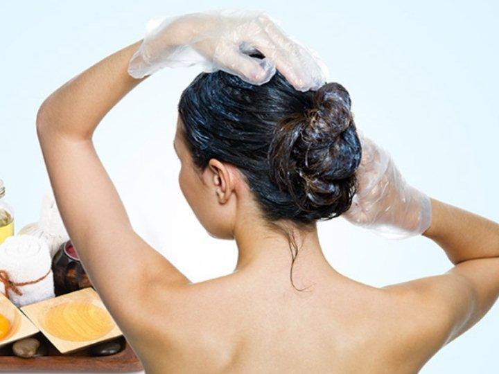 Маска для волос с маслом виноградных косточек