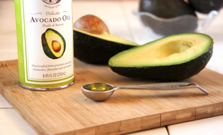 Масло авокадо для еды