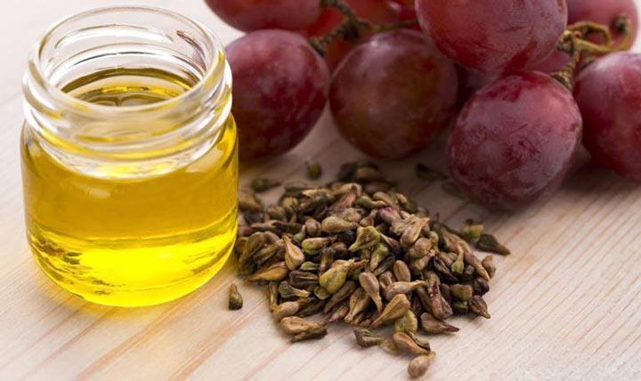 Масло виноградной косточки для лица: свойства, польза, применение в косметологии