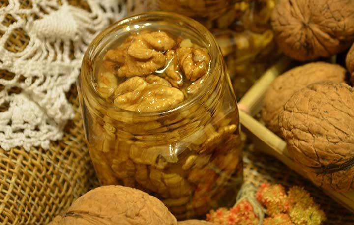 приготовление масла грецкого ореха в домашних условиях