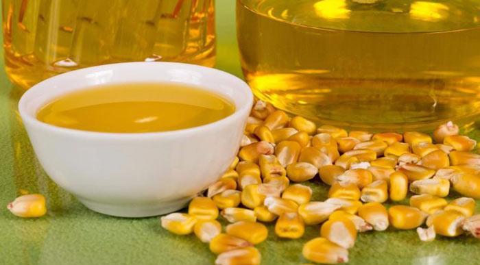 Масло из кукурузных зернышек