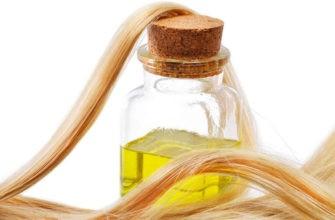 Укрепление волос с помощью масла зародышей пшеницы