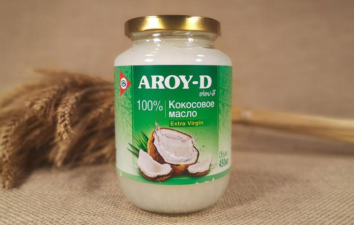 100 % Кокосовое масло холодного отжима