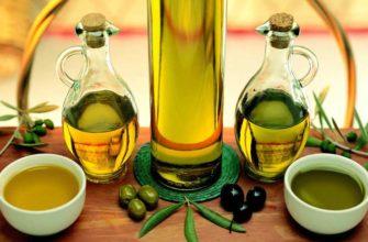 Картинка оливкового масла