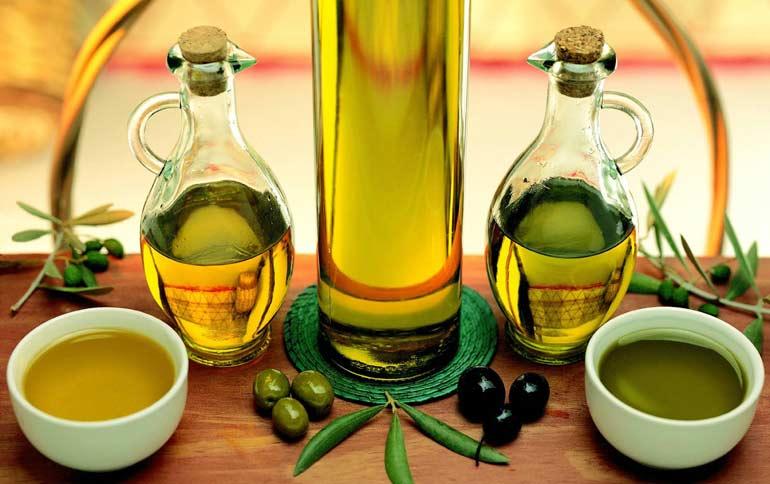 Оливковое масло хранение в жестяной банке
