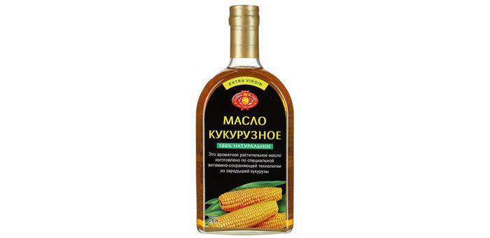 Польза и вред кукурузного масла для организма человека, применение в кулинарии и лечебных целях
