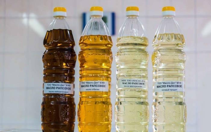 Разбор полезных свойств и противопоказаний рапсового масла, его применение в составе овсяного молока и детского питания
