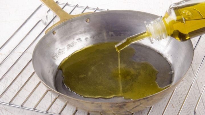 Температура дымления рыжикового масла