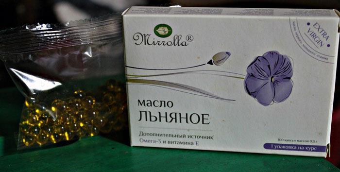 Льняное масло в капсулах или жидкое - что лучше, как принимать правильно