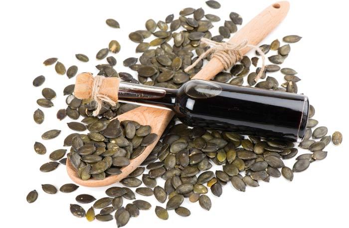 Применение тыквенного масла в лечебных целях