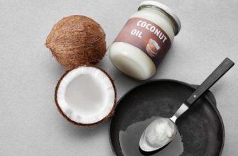 Рафинированное кокосовое масло