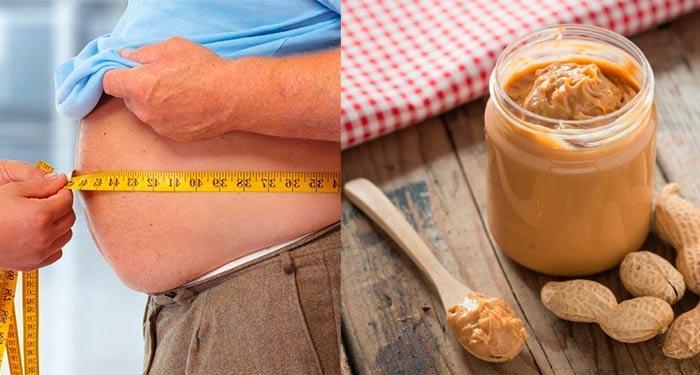 Влияние арахисового масла на вес