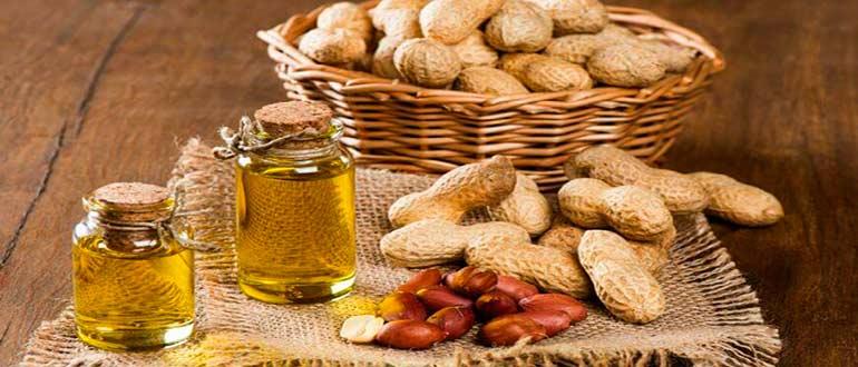 Арахисовое масло. Как ухаживать за кожей используя арахисовое масло?