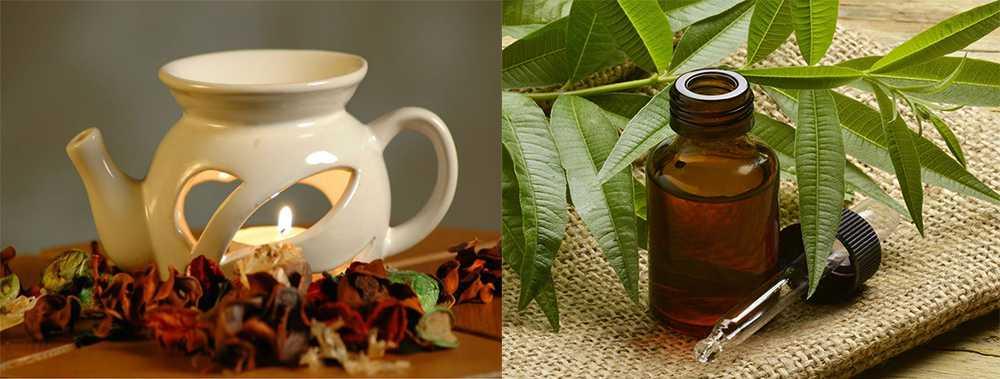 Ароматерапия с маслом чайного дерева