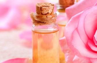 Масло розы для лица