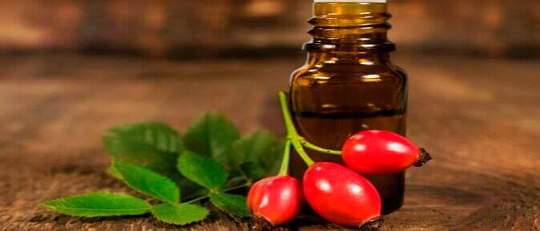Масло шиповника польза и вред: как принимать