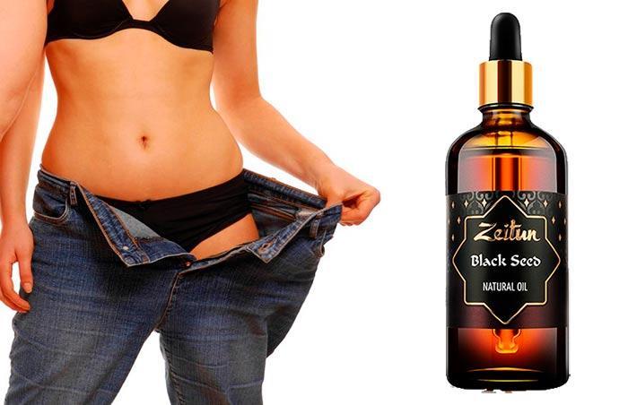Тминное масло для похудения