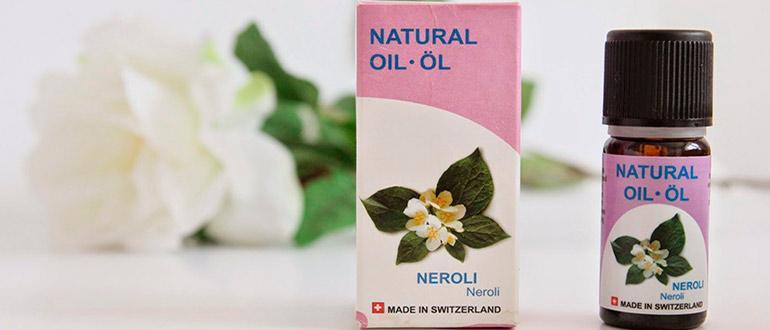 Эфирное масло нероли - применение в косметологии для лица и волос
