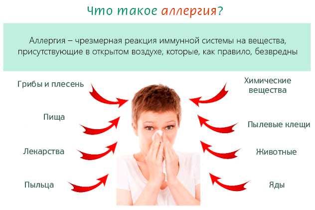 Аллергия на розовое масло