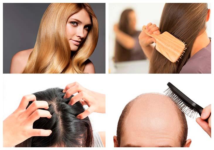 Применение масла алоэ для волос