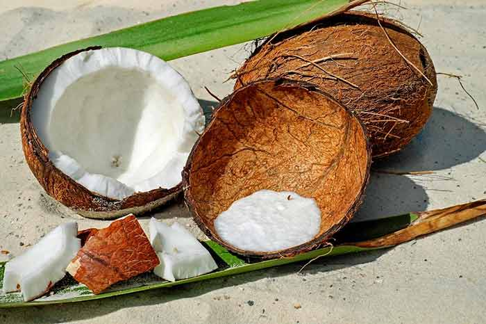 Как использовать масло кокоса