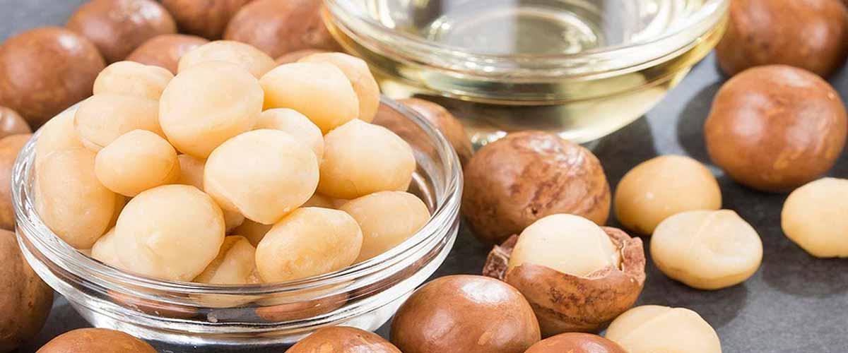 Польза масла макадамии