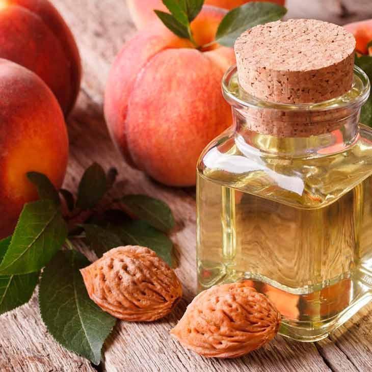 Масло персика для новорожденных