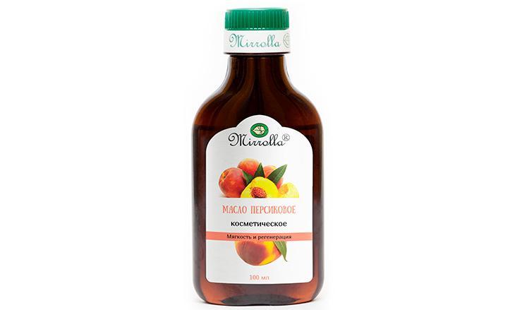 Персиковое масло для горла