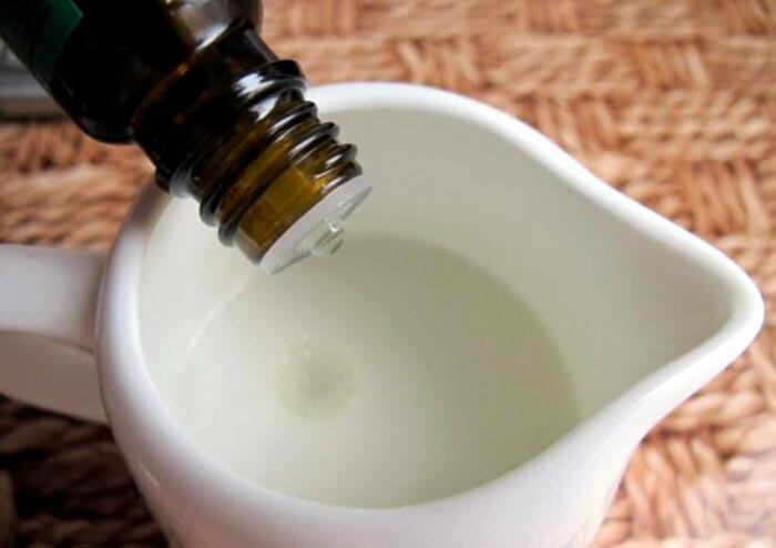 Добавить масло в шампунь