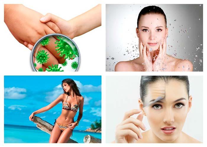 Польза кокосового масла для кожи