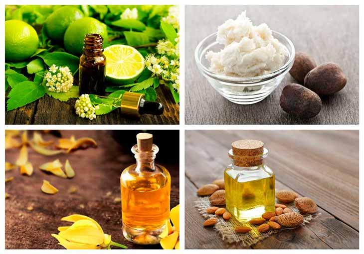 С какими маслами сочетается лимонное масло