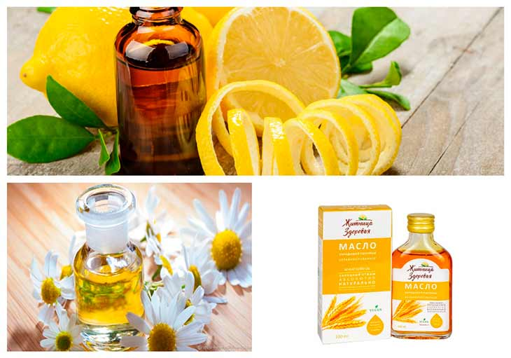 Уход за кожей лица маслом лимона