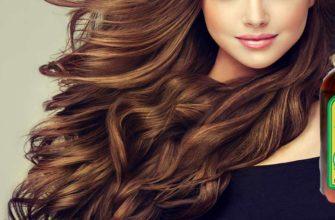 Масло репейника для волос